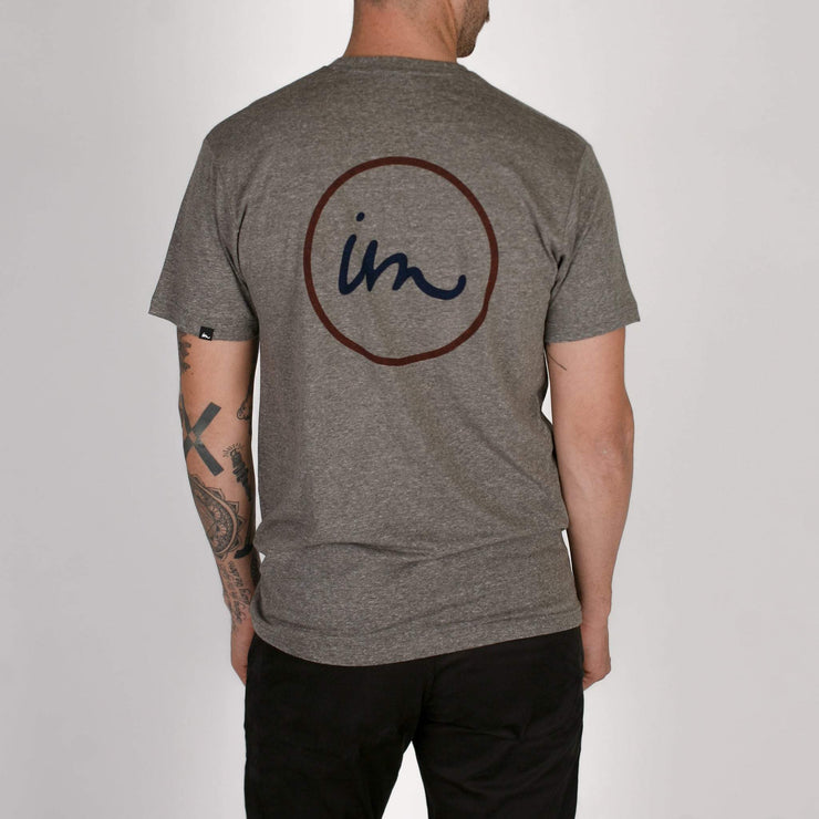 Rounder Premium T-Shirt Grey Heather Tri-Blend