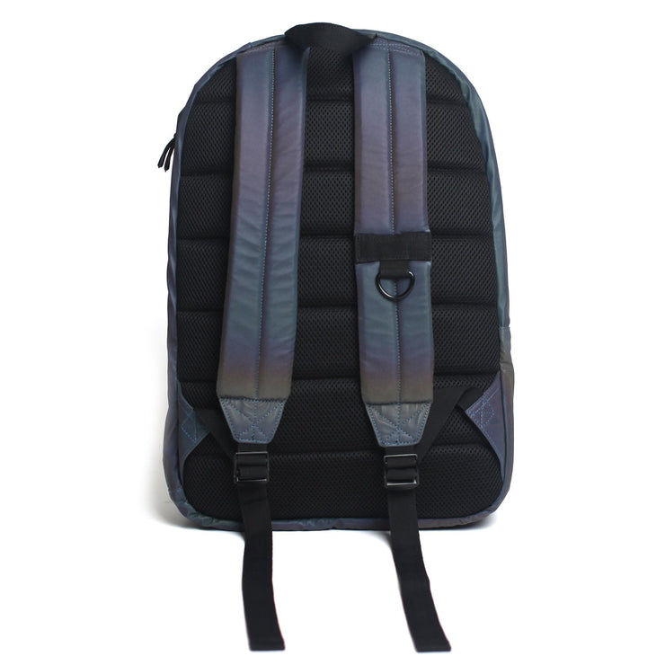 Sycamore Iridescent Reflective Backpack