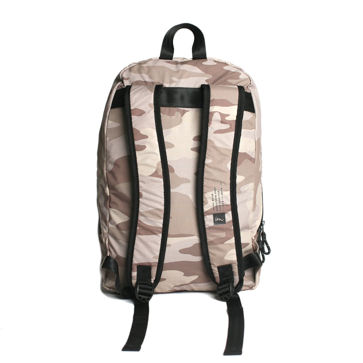 Convoy Packable Backpack Desert Camo