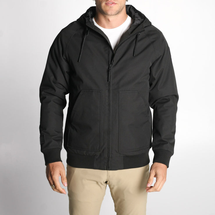 Shaw Jacket Black