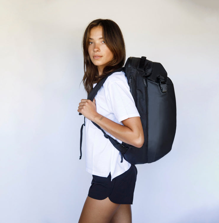Shuttle Backpack Black