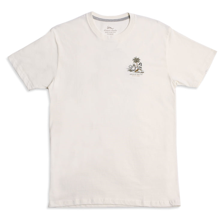 Sights & Sounds Premium T-Shirt Bone