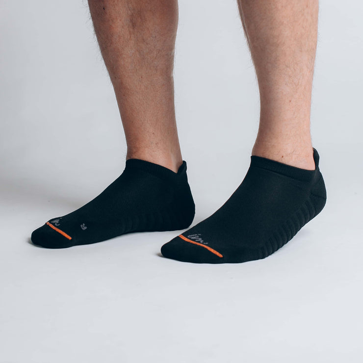 System Ankle Sock Black