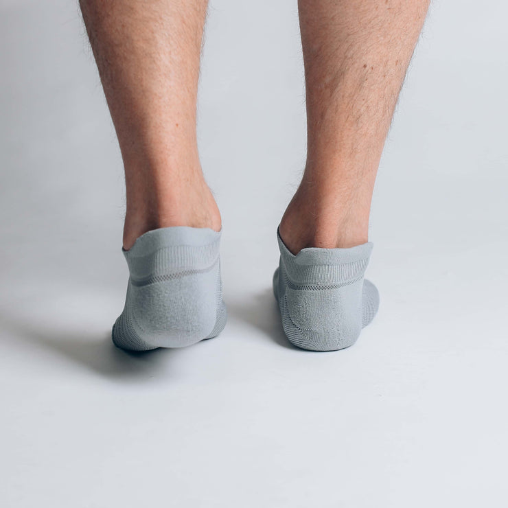 System Ankle Sock Grey
