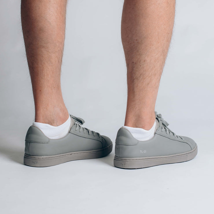 System Ankle Sock White