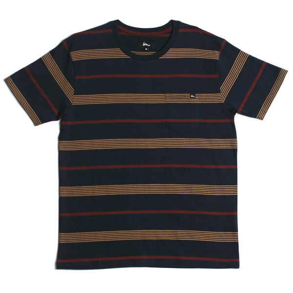 Vintage Pocket T-Shirt Navy