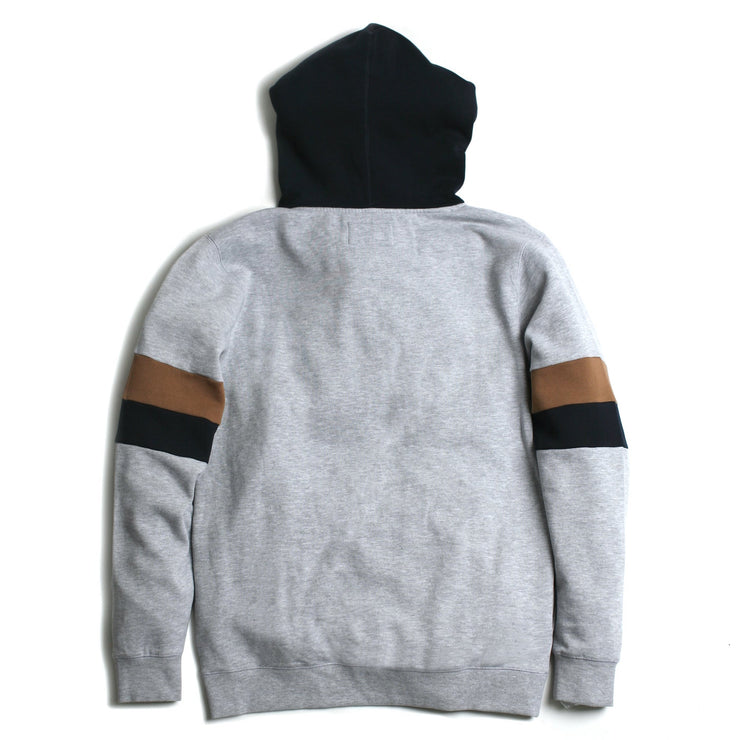 Voyager Hoodie Grey Heather