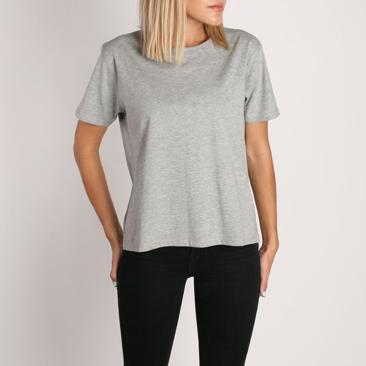 Density Women's Premium T-Shirt Heather Gray