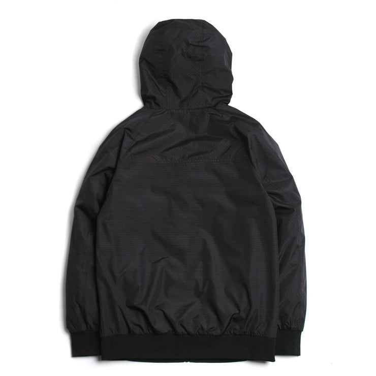 Welder Ghost Reflective Jacket Black Striped