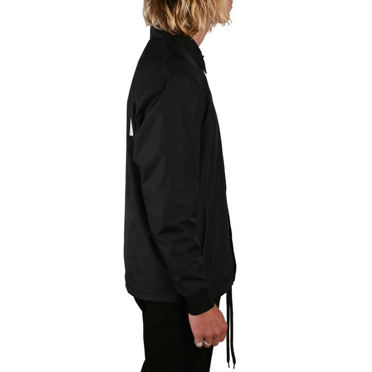 Chill Seeker Coaches Jacket Black