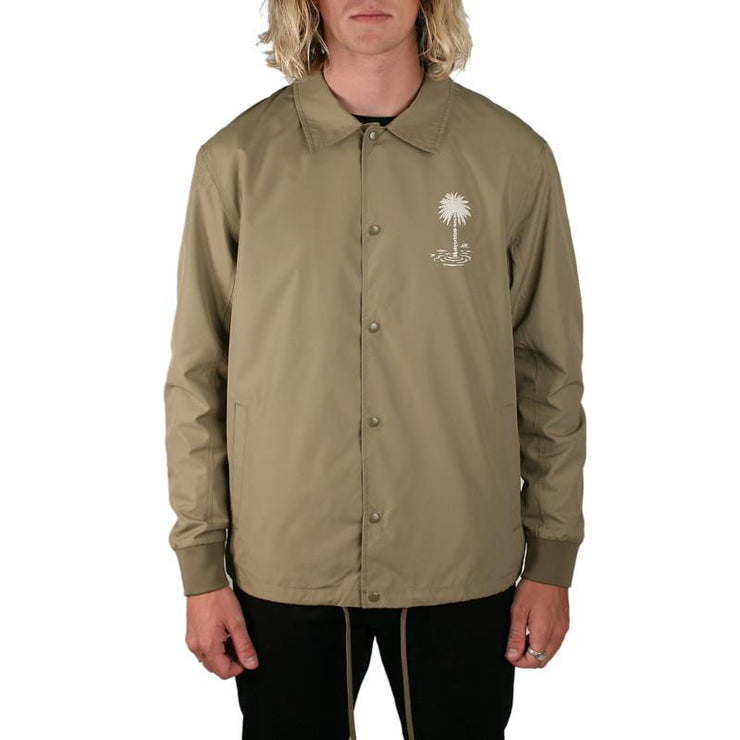 Chill Seeker Coaches Jacket Loden
