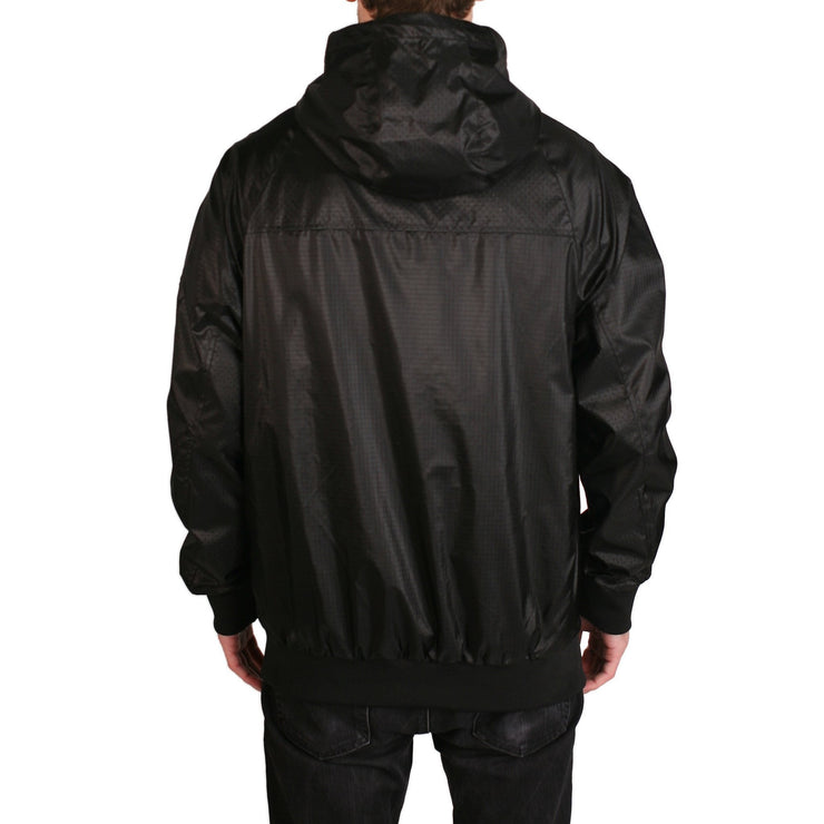 NCT Welder Windbreaker Jacket Black