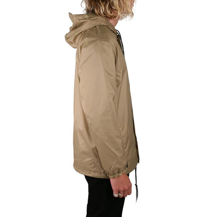 NCT Vulcan Coaches Jacket Khaki