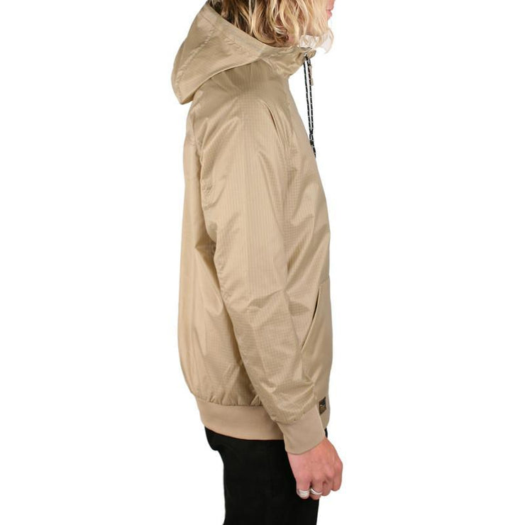 NCT Welder Windbreaker Jacket Khaki