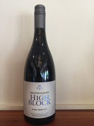 High Block Pinot Noir 2013