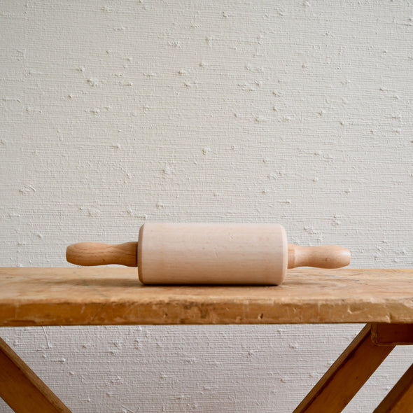 Kid's Wood Rolling Pin