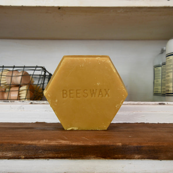 Crafting 1 lb Hexagon Beeswax Bar