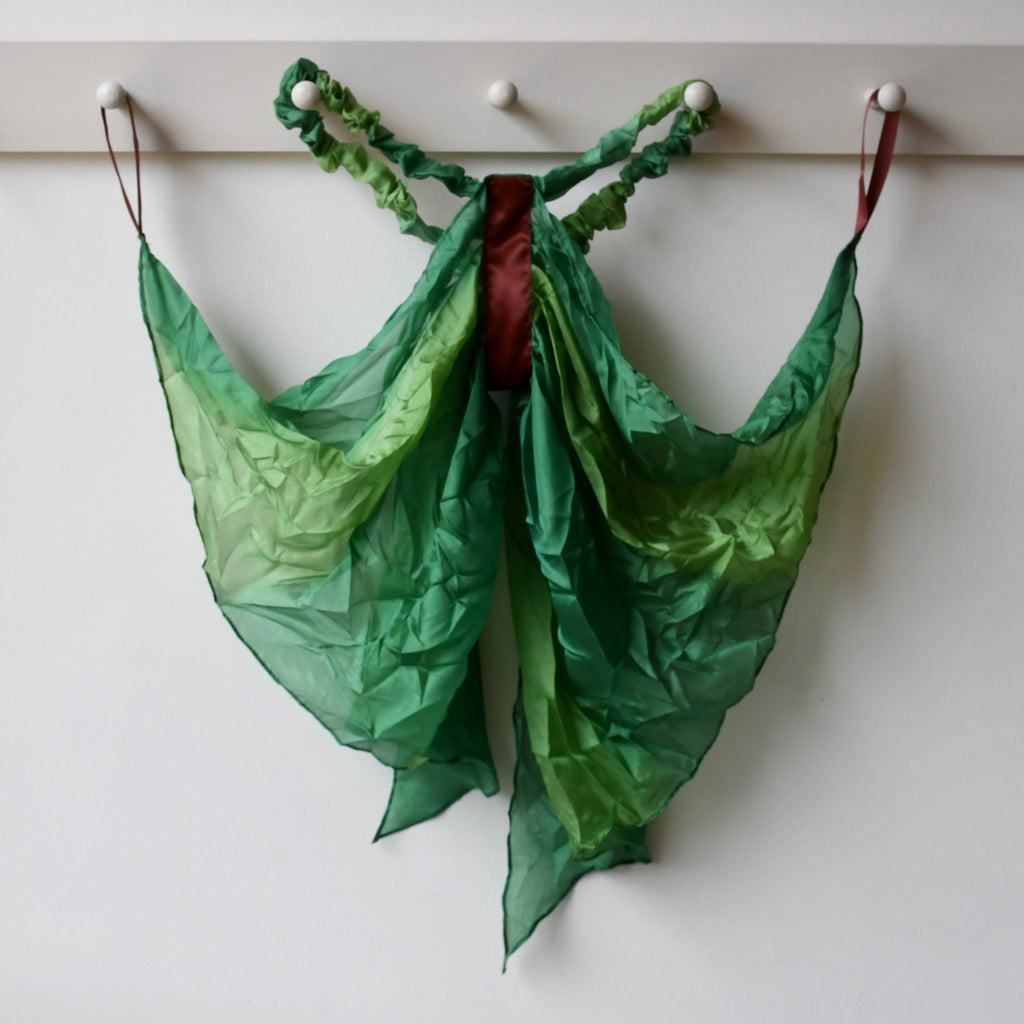 Silk Fairy Wings