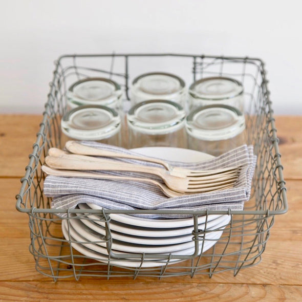 Wire Drawer Basket
