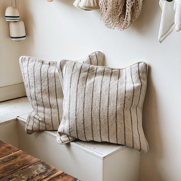 Farmhouse Pottery Pillows