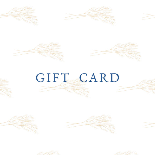 Homesong Market Gift Card