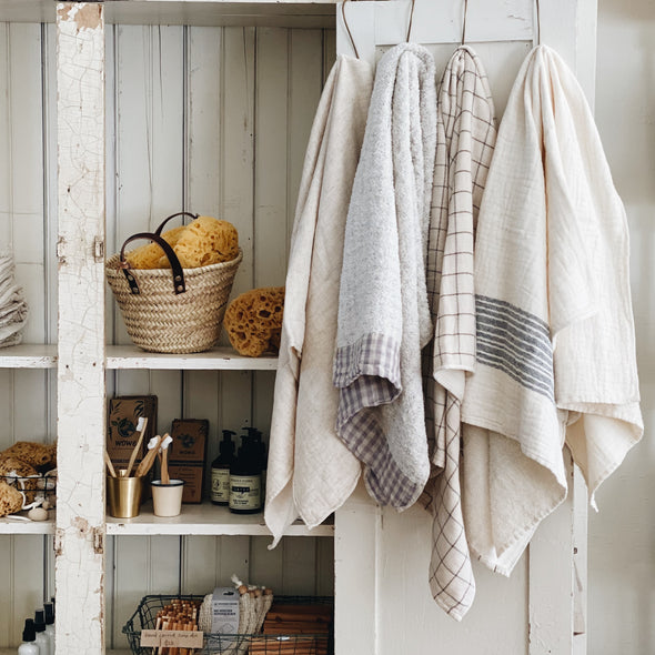 Organic Cotton Towels