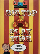 Big Top Play Time - Home Learning Company
