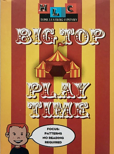 Big Top Playtime - Home Learning Company