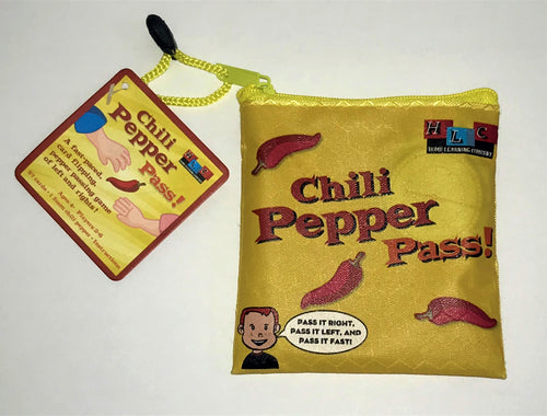 Chili Pepper Pass - Home Learning Company