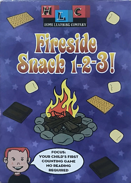 Fireside Snack 1-2-3 - Home Learning Company