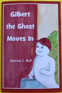 picture book, kid's book, children's book, preschool story, bedtime story, prankster ghost, Home Learning Company book, Home Learning Company ghost book, Home Learning Company
