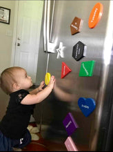 3-in-1 Learning Magnets - Home Learning Company