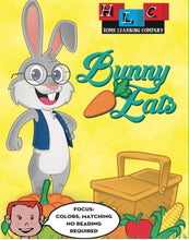Bunny Eats - Home Learning Company
