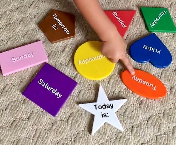3-in-1 Learning Magnets (MOM'S CHOICE AWARD WINNER and seen on TV) - Home Learning Company