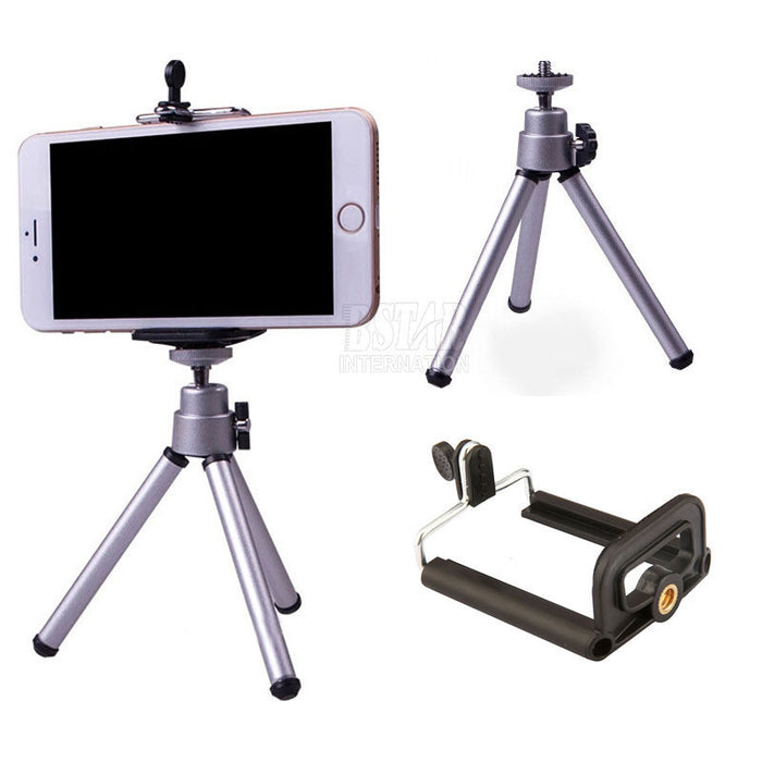 Tripod + Clip Stand Bracket Holder