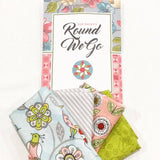 Fat Quarters with Seed Packet
