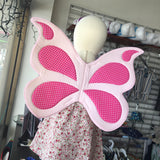 Handmade Fabric Butterfly Wings