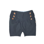 Indigo Lucy Shorts - Navy - Love Henry