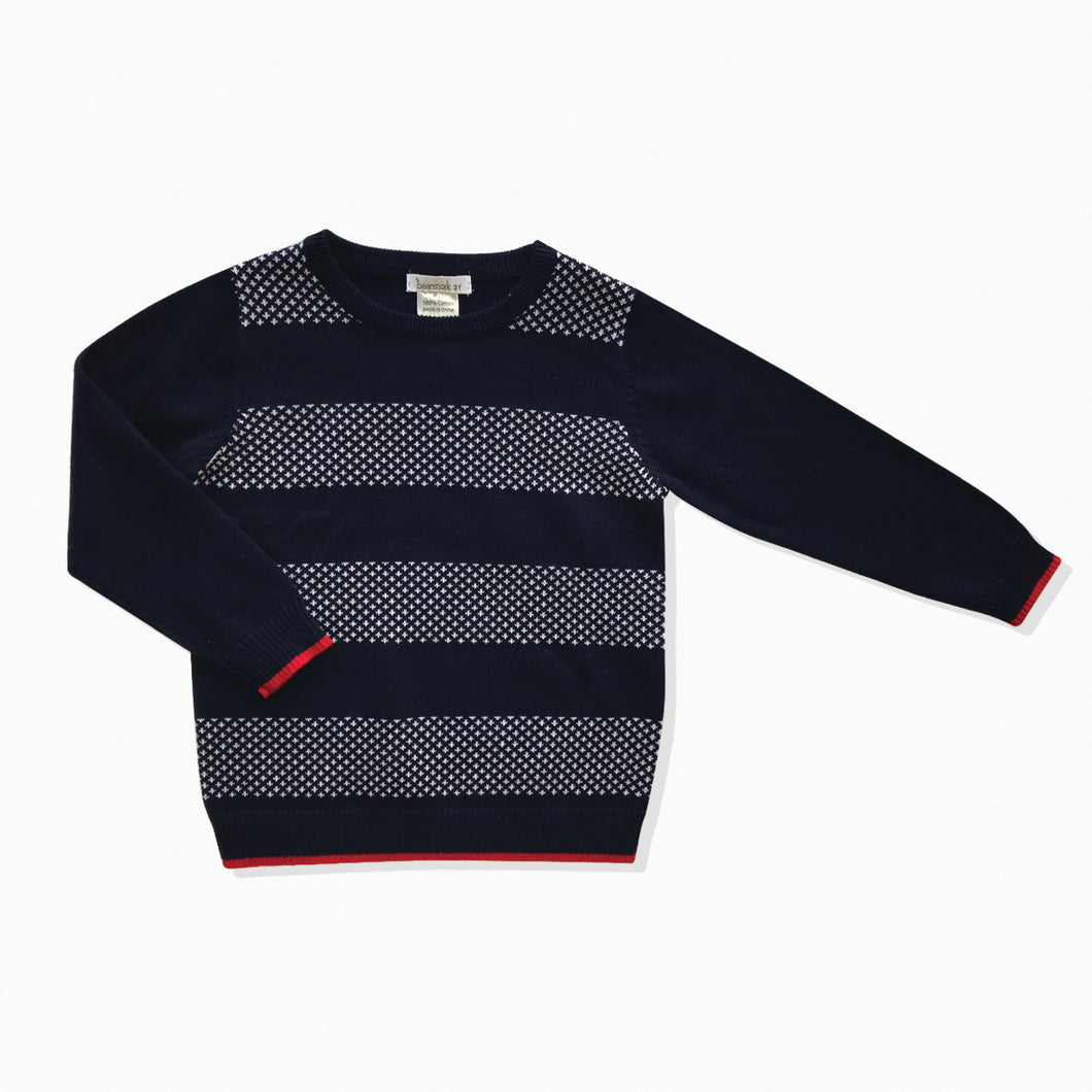 Stripes Jumper  - Beanstork