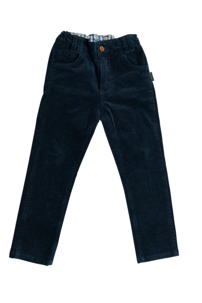 Boys Cord Pants - Navy or green - Love Henry