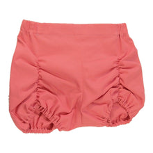 Pucker Shorts - Charcoal and Pink