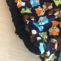 Little Foxes Micky Mae Nappy Cover
