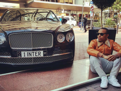 Bow Wow goes in for his 31st Birthday!