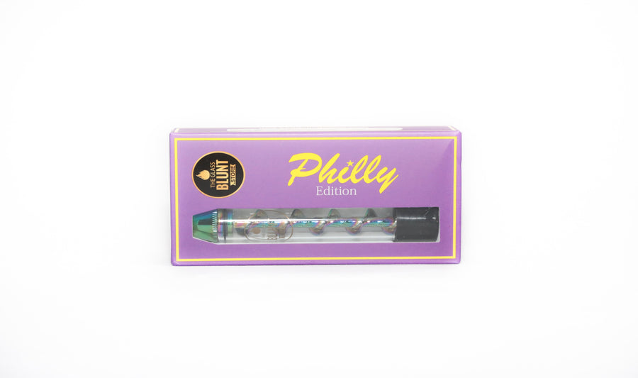 "Twisted Glass Blunt 🌈 ""Tropical Philly OG Edition"" 🌈"