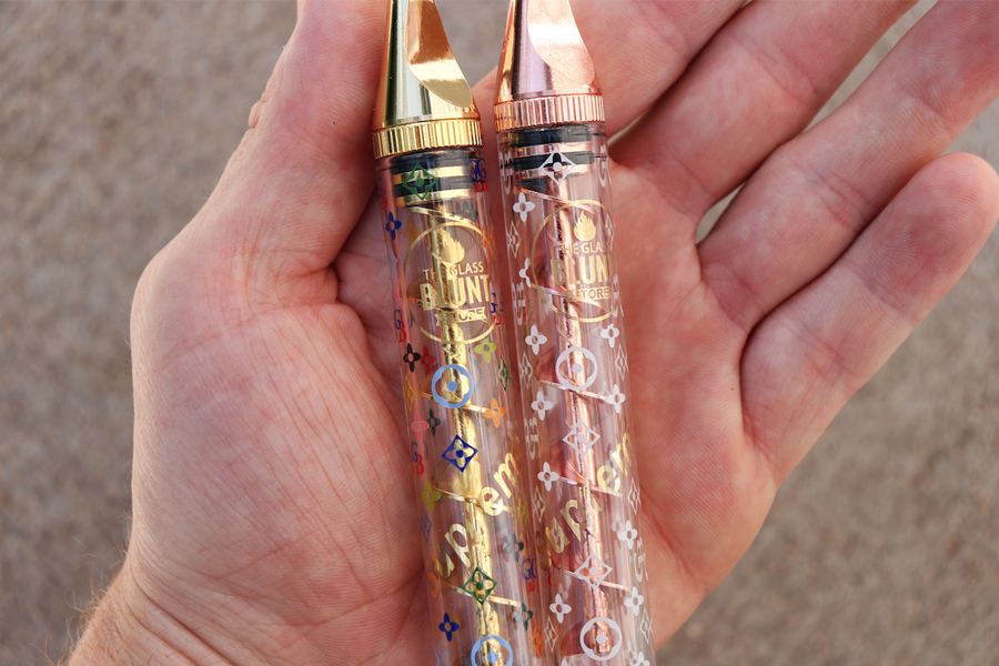 "Twisted Glass Blunt ""Supreme Designer Editions"" (Full Size)"