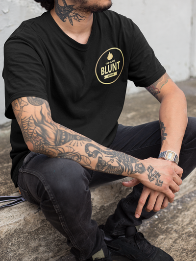 """GBS"" Patch Short-Sleeve Unisex T-Shirt"