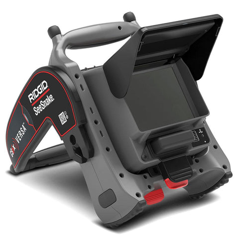 RIDGID SeeSnake CS12X Digital Recording Monitor with Wi-Fi (ex GST)