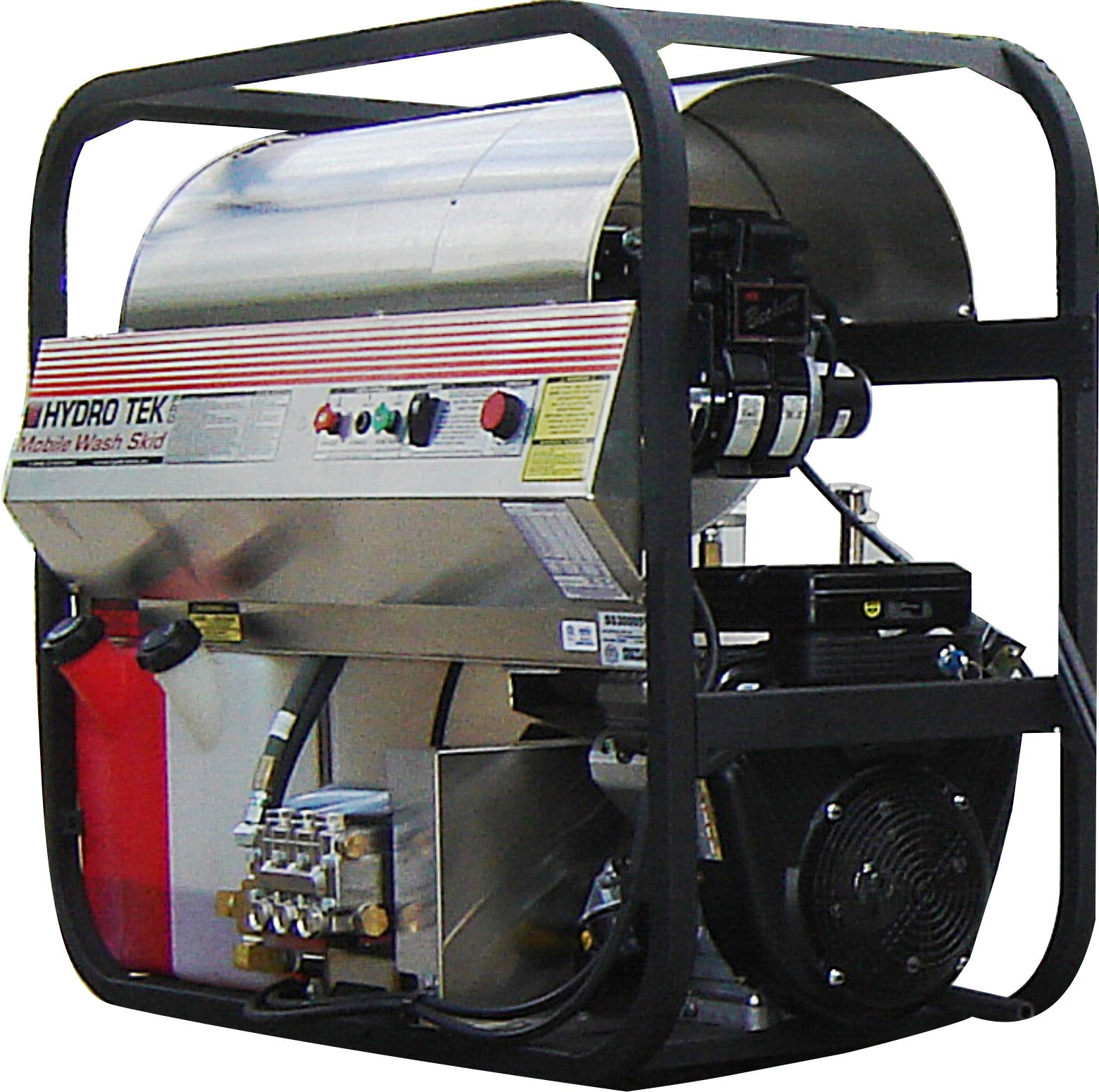 4,300 PSI Petrol CPX Series Hot Water Jetter