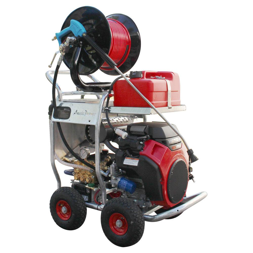 COBRA 5,000 JETTER PACKAGE