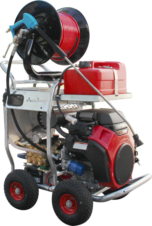 5,000 PSI King Cobra Honda Drain Cleaner